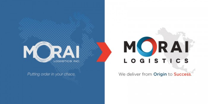 Welcome to the New Morai Logistics – New Look, But Same Customer Dedication