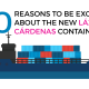 Lázaro Cárdenas Container Terminal: The New Mexican Logistics Hub