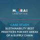 eBook: Sustainability Best Practices for Key Areas of a Supply Chain