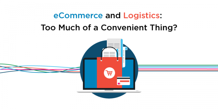 eCommerce and Logistics: Too Much of a Convenient Thing?