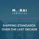 eBook: New Report Shows How Shipping Standards Have Changed Over the Last Decade