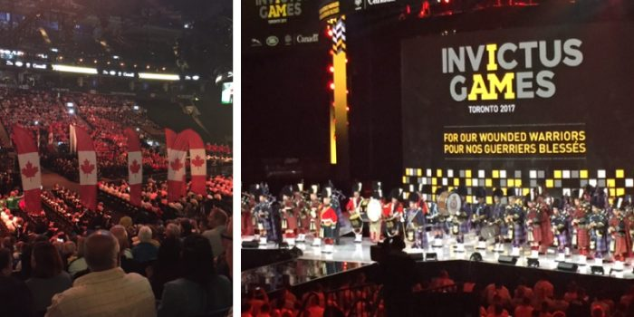 An Interview with Team True Patriot Love on Invictus Games