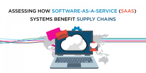 Assessing How Software-as-a-Service (SAAS) Systems Benefit Supply Chains