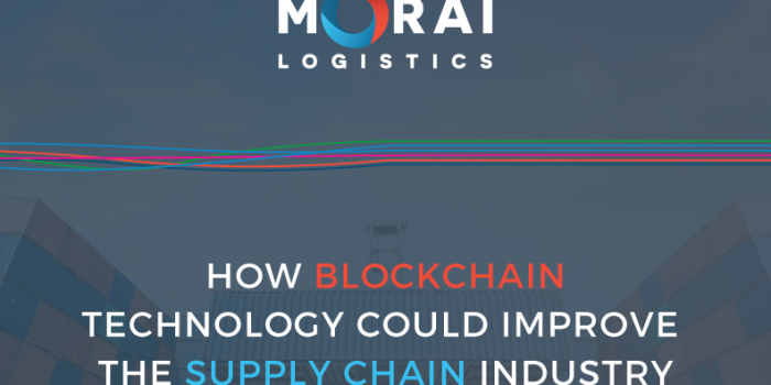 EBOOK: Research Shows Blockchain Technology Could Improve the Supply Chain Industry