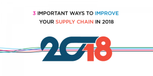 3 Important Strategies to Improve Your Supply Chain in 2018