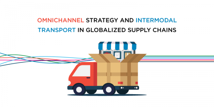 Omni-Channel Strategy and Intermodal Transport in Globalized Supply Chains