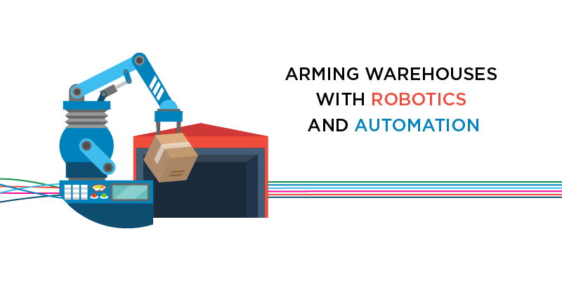 Arming Warehouses with Robotics and Automation