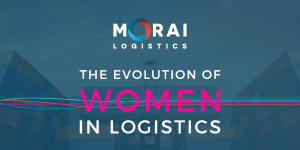 Infographic: The Evolution of Women in Logistics 2018