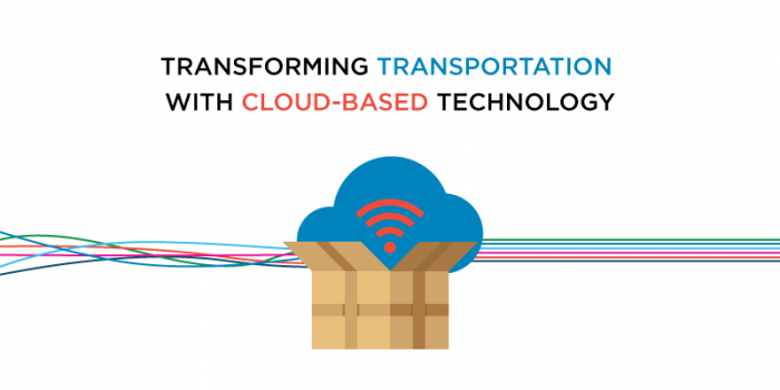 Transforming Transportation with Cloud-Based Technology