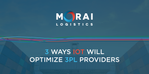 3 Ways the Internet of Things (IoT) Will Optimize Third-Party Logistics Providers