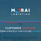 Customer Service: A Long Term Strategy for Future Supply Chains