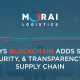 3 Ways Blockchain Adds Speed, Security & Transparency to Supply Chains