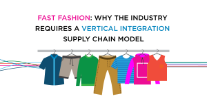 Fast Fashion: Why the Industry Requires a Vertical Integration Supply Chain Model
