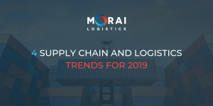 4 Supply Chain and Logistics Trends for 2019