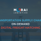 Transportation Supply Chains: On-Demand Digital Freight Matching