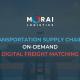 Transportation Supply Chains: On-Demand Digital Freight Matching