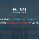 Where Will Artificial Intelligence Take Supply Chains in 2019?