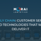 Supply Chain: Customer Service and Technologies That Will Deliver it