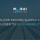 5 Steps for Moving Supply Chains Closer to Sustainability