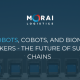 Robots, Cobots, and Bionic Workers – the Future of Supply Chains