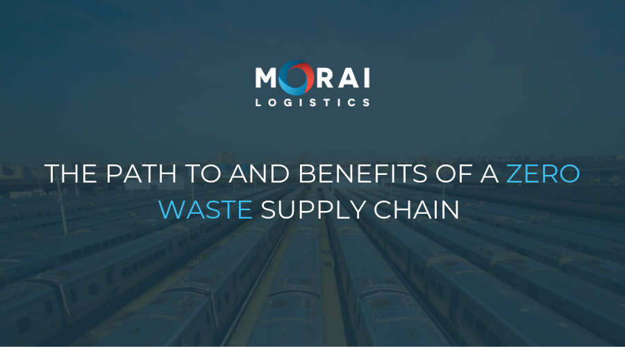 The Path to and Benefits of a Zero Waste Supply Chain