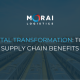 Digital Transformation: Top 5 Supply Chain Benefits