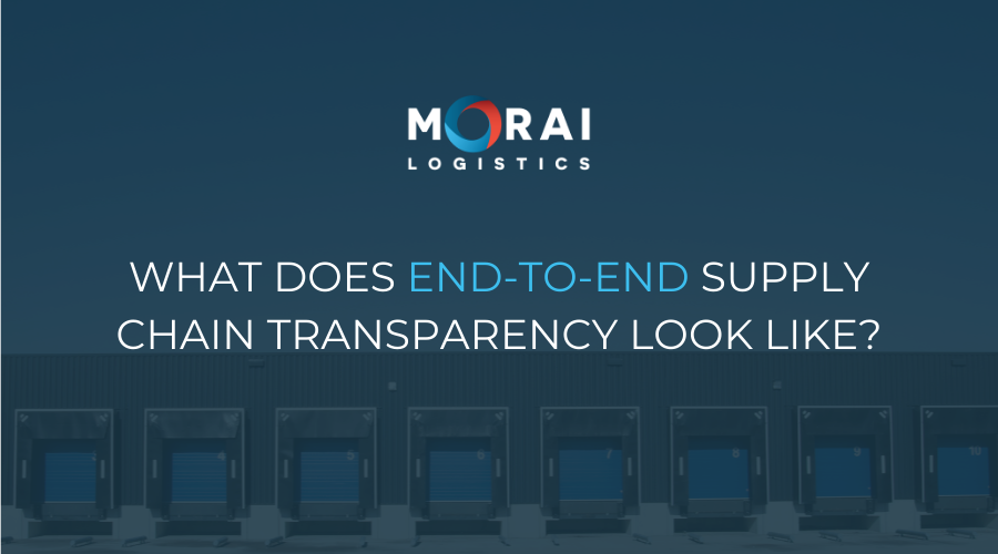 What Does End-to-End Supply Chain Transparency Look Like?