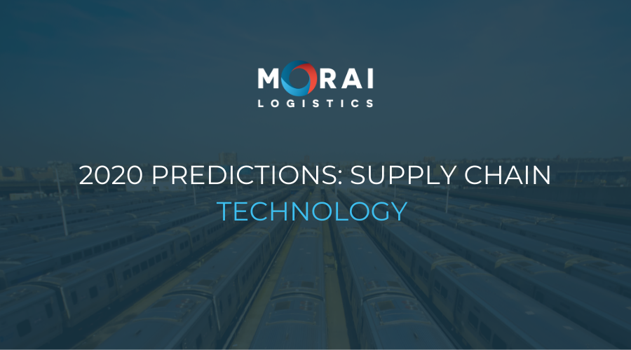 2020 Predictions - Supply Chain Technology