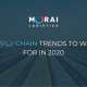 5 Supply Chain Trends to Watch for in 2020