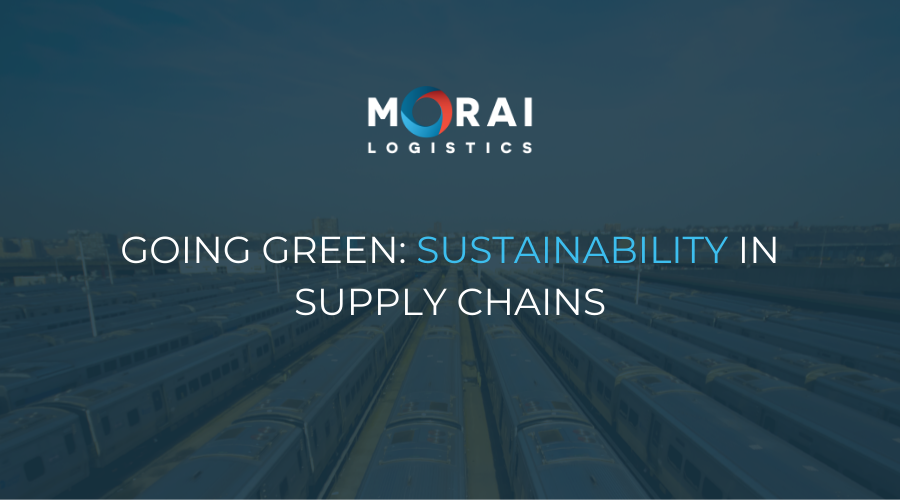 Going Green - Sustainability in Supply Chains