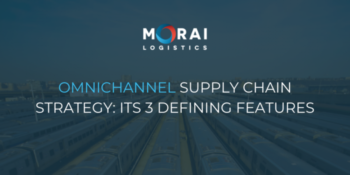 Ebook: Omnichannel Supply Chain Strategy: Its 3 Defining Features