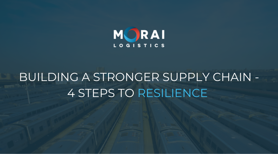 Building a Stronger Supply Chain - 4 Steps to Resilience