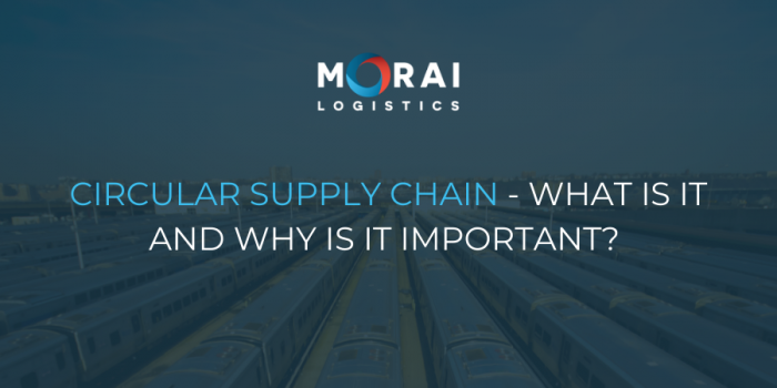 Circular Supply Chain – What is it and Why is it Important?