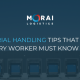 Material Handling Tips That Every Factory Worker Must Know About