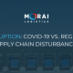 Disruption: COVID-19 vs. Regular Supply Chain Disturbances