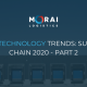 Top Technology Trends: Supply Chain 2020 – Part 2