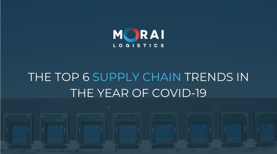 The Top 6 Supply Chain Trends in the Year of COVID-19