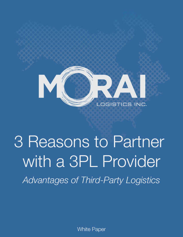 3 Reasons to Partner with a 3PL Provider